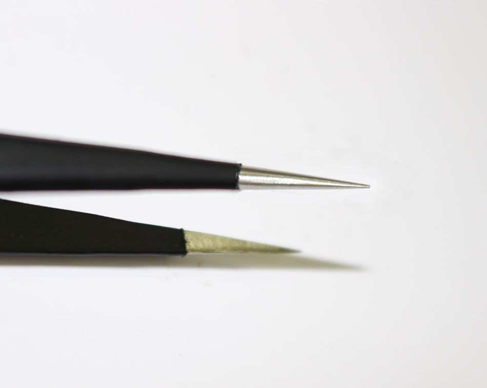 tweezers for car paint protection film working