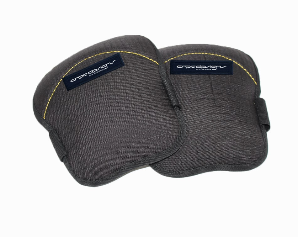 Knee guard for paint protection film working
